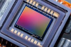 Digitale camerasensor Royalty-vrije Stock Foto