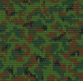 Digitale camouflage pattern_2 Royalty-vrije Stock Afbeelding