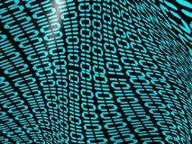Digitale code Royalty-vrije Stock Afbeelding