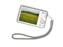 Digitale compacte camera Stock Afbeeldingen