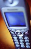 Digitale dect telefoon royalty-vrije stock foto