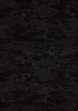 Digitale donkere grijze en zwarte militaire backgrou van de camouflagetextuur Stock Afbeeldingen