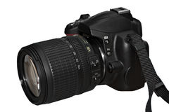 Digitale enig-lens reflexcamera Royalty-vrije Stock Afbeeldingen