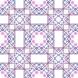 Digitale Entwurfskunst 17 des ehrf?rchtigen attraktiven Musters der Zusammenfassung feinsten netten stock abbildung