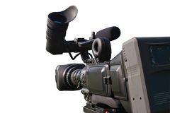 Digitale filmcamera Stock Afbeeldingen