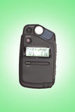 Digitale flashmeter Royalty-vrije Stock Afbeelding