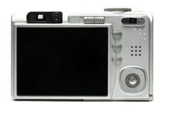 Digitale fotografiecamera van erachter Royalty-vrije Stock Afbeelding
