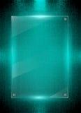 Digitale groene achtergrond Stock Fotografie