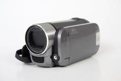 Digitale huisvideocamera met BRkaart Stock Foto