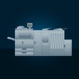 Digitale kleurenprinter Stock Foto