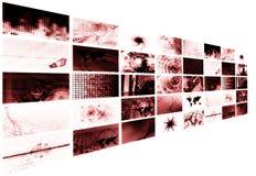 Digitale Leeftijd van Zaken vector illustratie