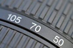 Digitale lens, macrodetails Royalty-vrije Stock Fotografie