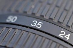 Digitale lens, macrodetails Royalty-vrije Stock Foto's
