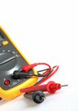 Digitale multimeter Stock Foto's