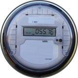 Digitale openluchtmeter Royalty-vrije Stock Afbeelding