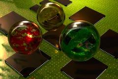 Digitale Ornamenten Royalty-vrije Stock Fotografie