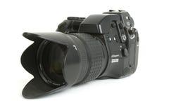 Digitale professionele camera Stock Fotografie