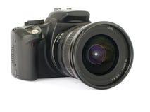 Digitale slr Royalty-vrije Stock Foto's