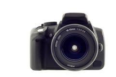 Digitale slrcamera Royalty-vrije Stock Afbeelding