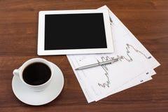 Digitale tablet Royalty-vrije Stock Afbeeldingen