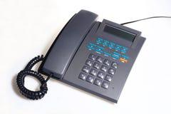 Digitale telefoon voor zaken Stock Afbeeldingen