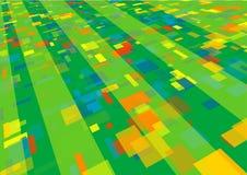 Digitale VectorAchtergrond stock illustratie