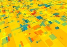 Digitale VectorAchtergrond vector illustratie