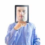 Digitale verkoper Stock Fotografie