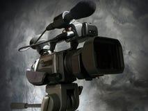 Digitale Videocamera Stock Foto's