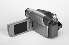 Digitale videocamera Royalty-vrije Stock Afbeelding