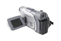 Digitale Videocamera stock afbeelding