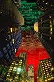 Digitale Wereld Royalty-vrije Stock Foto