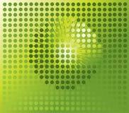 Digitaler Hintergrund der Kugel Stockfotografie