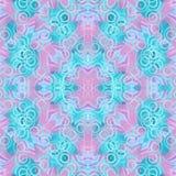 Digitaler Hintergrund des Kaleidoskops Lizenzfreie Stockbilder