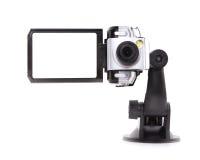 Digitales Videogerät des Autos Stockfotografie