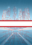 Digitales Zeitalter Lizenzfreies Stockfoto