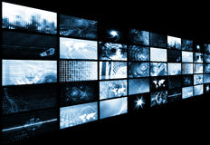 Digitales Zeitalter des Geschäfts Lizenzfreies Stockfoto