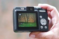 Digitalkamera stockbilder
