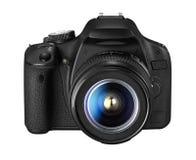 Digitalkamera SLR lizenzfreie stockbilder