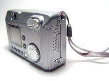 Digitalkamera - voll - Ansicht lizenzfreie stockfotografie