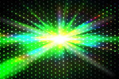 Digitally generated disco background Royalty Free Stock Image