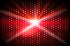 Digitally generated disco background Stock Photo