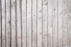 Digitally generated grey wooden planks Royalty Free Stock Photo