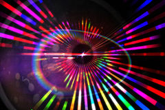 Digitally generated laser background Stock Images