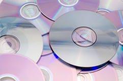 Digitalschallplatten Stockbild