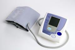 digitalt bildskärmtryck för blod Arkivfoto