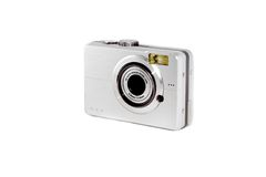 digitalt foto för kamera arkivbild