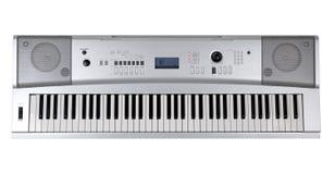 digitalt piano Arkivfoto
