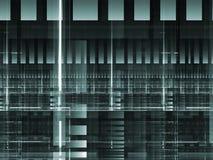 Digitaltechnik-Hintergrund Stockbild