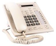 Digitaltelefon des Büros lizenzfreie stockfotos